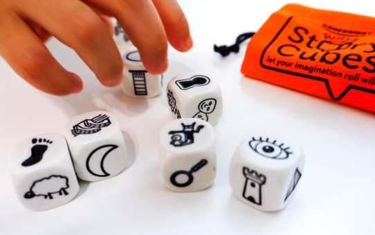 Rory's story cubes-故事骰