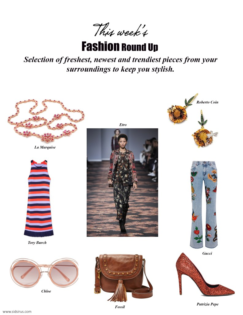 fashion round up