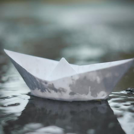 boat paper