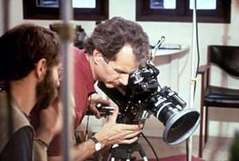 National Geographic documentary crew