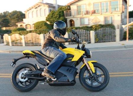 Zero's 2013 S model