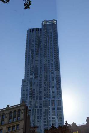 Beekman Tower New York