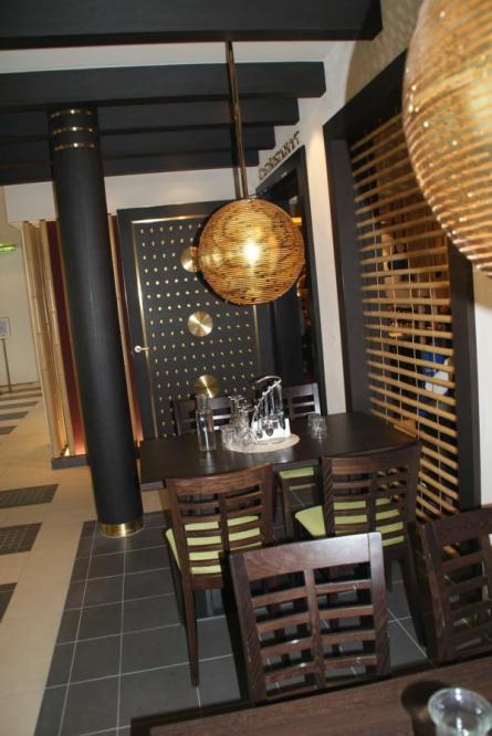East Restaurant AIDAprima Einrichtung Ausstattung Bilder Aussehen