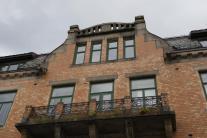 Jugendstilfassade Haus Alesund