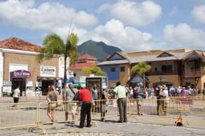 Ausflüge werden Angeboten St. Kitts
