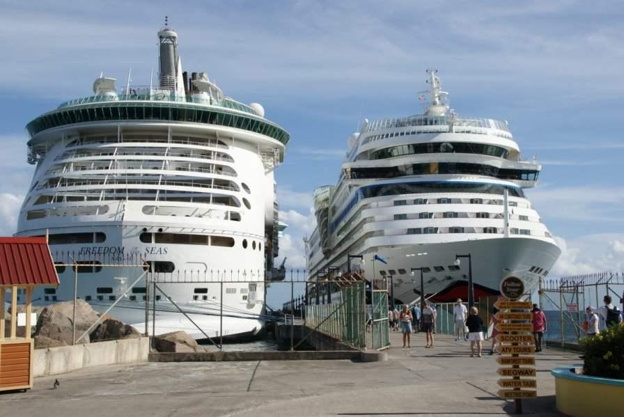 Kreuzfahrtschiffe St. Kitts