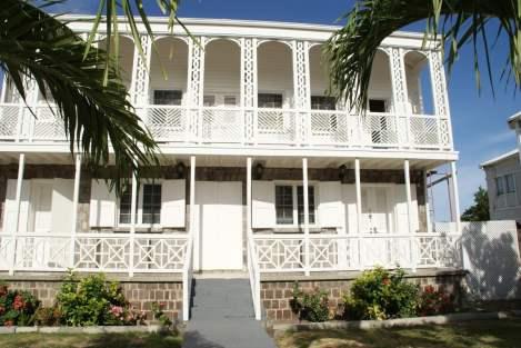 Haus im Südstaatenstyle St. Kitts