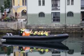 Ausflugsboote Alesund