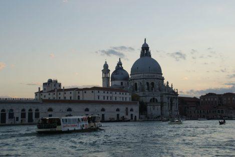 Santa Maria della Salute und Dogana da Mar