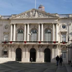 Rathaus Lissabon