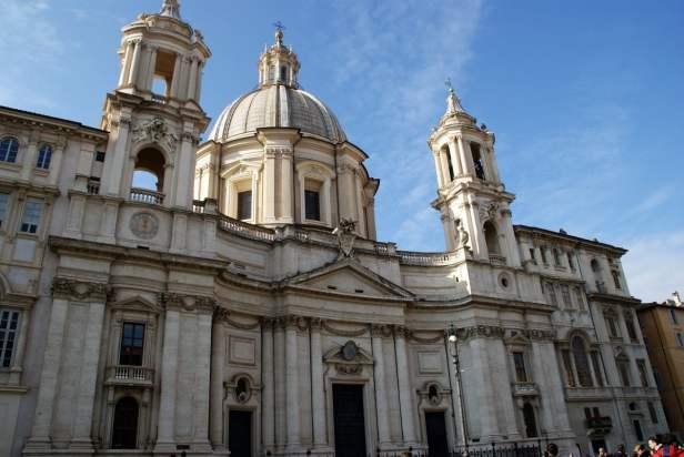 Basilika Sant'Agnese in Agone