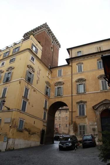 Piazza del Grillo