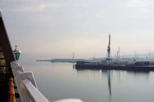 Industriehafen Belfast