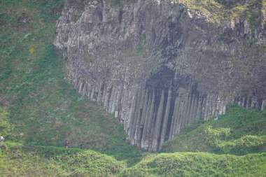 Die Orgel der Riesen Giants Causeway