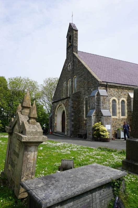 St. Mary's Church in Fishguard