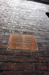 The Cavern Wall of Fame Liverpool