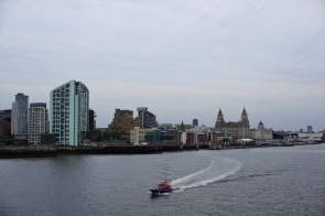 Sail Away Liverpool mit AIDA