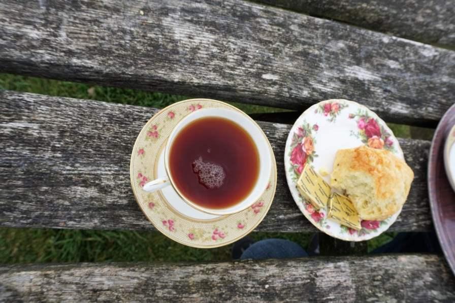 Tee tea time England