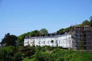 The Crescent Cobh Irland