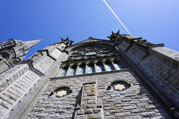 St. Colman Kathedrale Cobh Außenansicht
