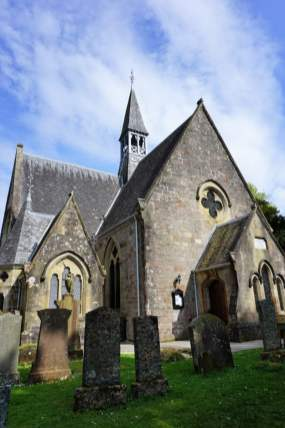 Parish Church Luss