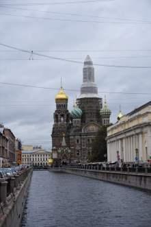 Auferstehungskirche, auch als Blutkirche, Erlöserkirche