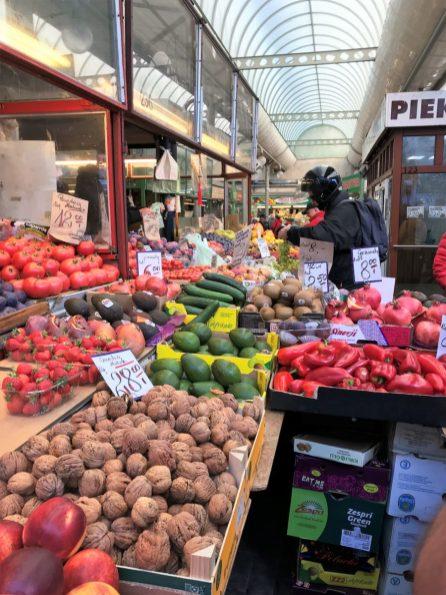 Tomaten und Avocado