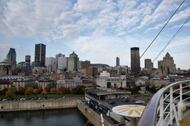 Hafen von Montreal