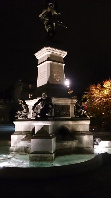 Maisonneuve-Denkmal