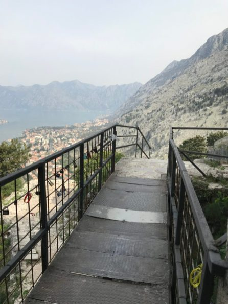 Zugang zur Festung