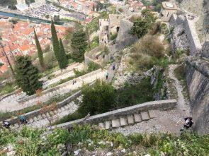 Über 1300 Stufen