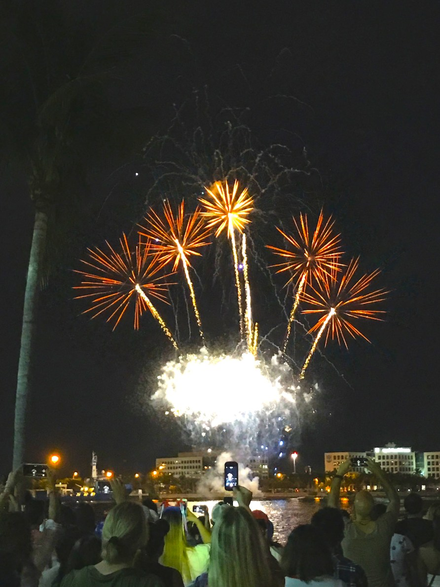 New Year's Eve at Bayfront Park 2021-2022