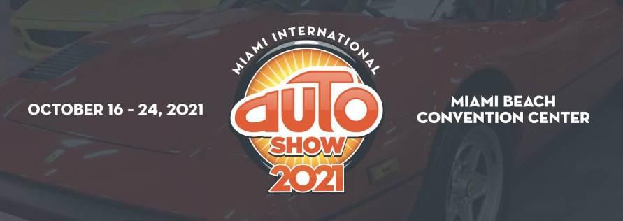 Auto Show Miami 2021