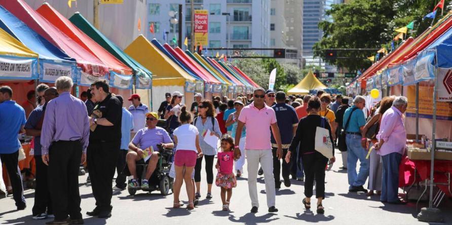 Miami book fair 2021