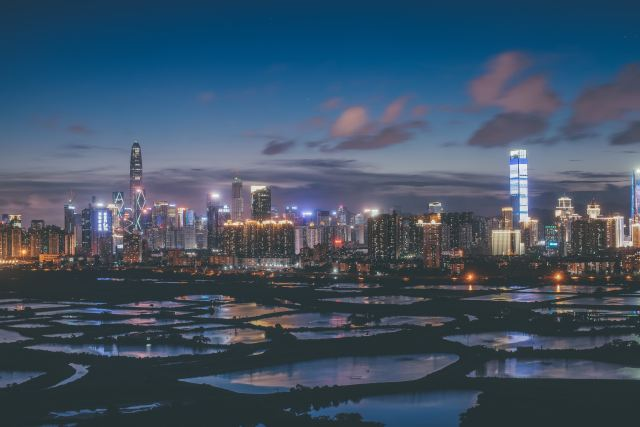 This is Shenzhen, China, the headquarter city for SIE: Success in Education. SIE is one of the most reputable employers in the TEFL industry and has helped thousands of people to teach English in China.