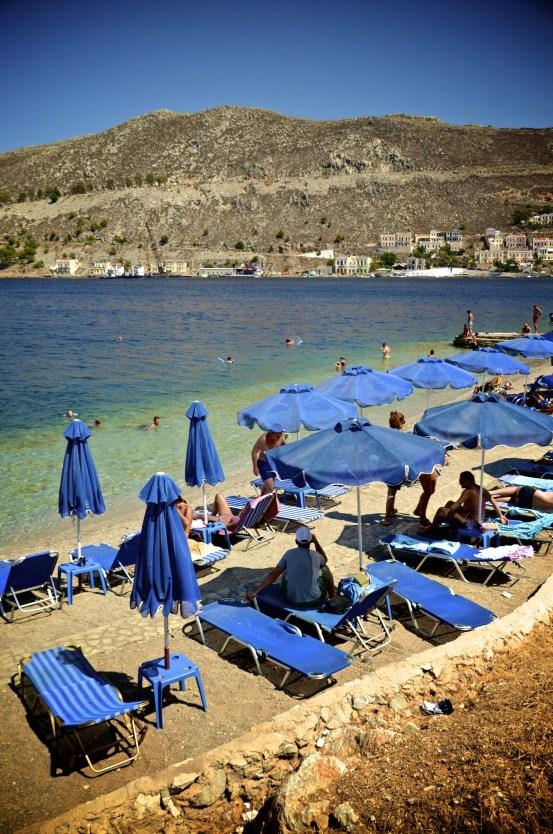 Plage bord de mer - Limnos - 3 îles grecques - Destination, Grèce