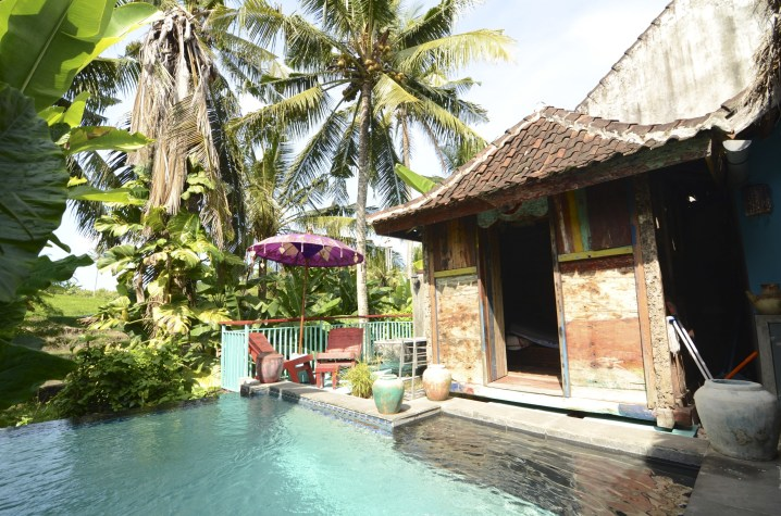 Piscine 2 gros plan - Une villa à Bali - Hôtel, Bali