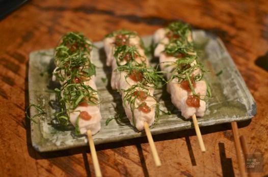skewers osaka - Virée à Osaka - restos, japon, asie, a-faire