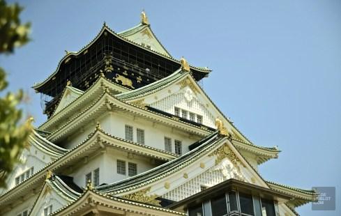 castle - Virée à Osaka - restos, japon, asie, a-faire