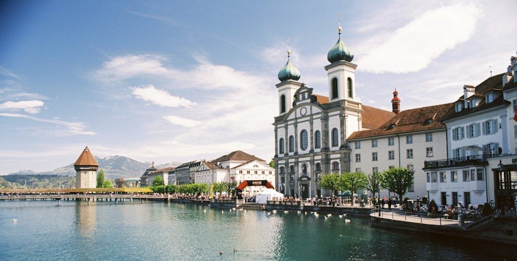 F1000019 - Lucerne, CH - suisse, hotels, europe, a-faire