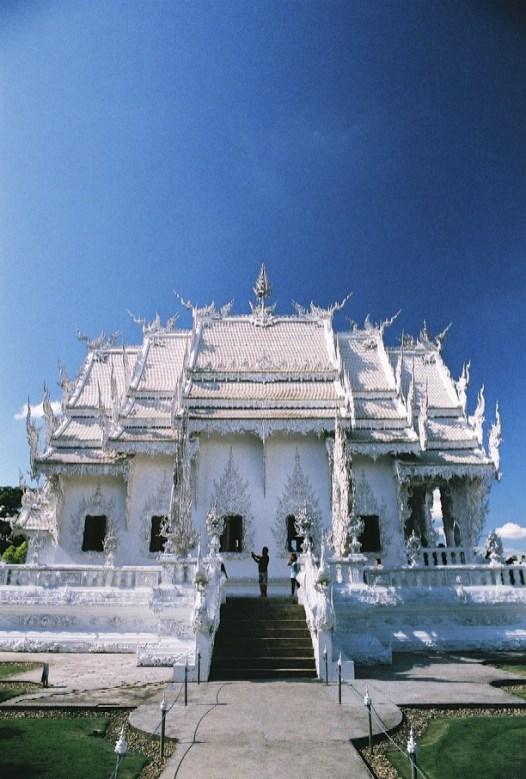 2-12 - Le temple blanc - thailande, asie, a-faire