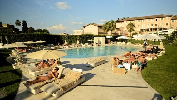DSC_2989 - Un Gran Melia à Roma - italie, hotels, europe