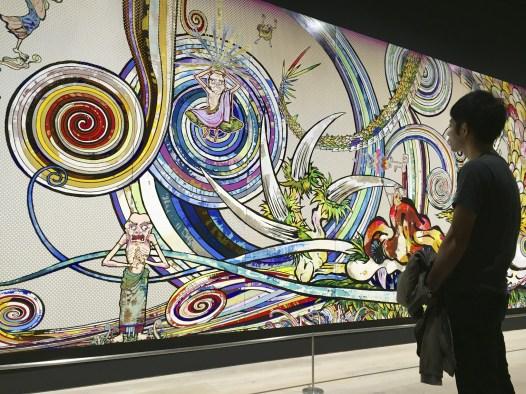IMG_0251 - Superbe expo à Tokyo - japon, asie, a-faire