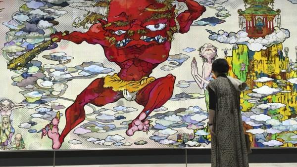 Superbe expo à Tokyo - japon, asie, a-faire