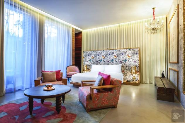 SO Comfy room - SO Arty Style 2 - So superbe à Hua Hin - thailande, hotels, asie