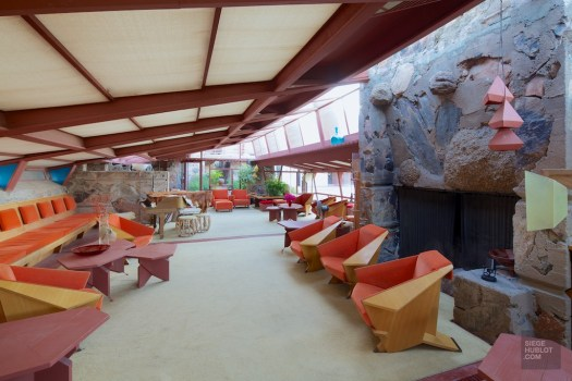 Taliesin West 10 - Carnet d'adresses à Scottsdale, AZ - hotels, etats-unis, arizona, amerique-du-nord, a-faire