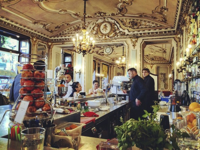 img_0431 - 3 cafés historiques à Turin - italie, europe, cafes-restos, cafes