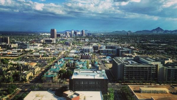 3 cafés à Phoenix, AZ - etats-unis, cafes-restos, cafes, arizona, amerique-du-nord