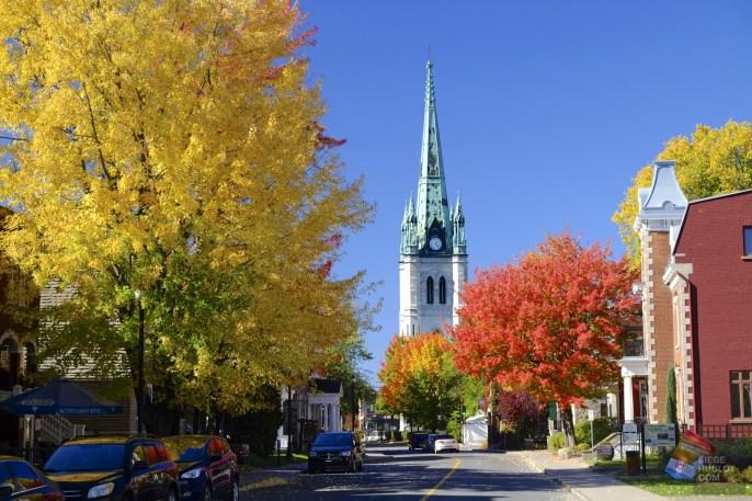 srgb9149 - Le vieux Trois-Rivières par une belle journée d'automne - quebec, canada, amerique-du-nord, a-faire