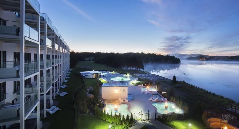 Esterel-ete_bains_soir_5x7_300dpi - Séjour à l'Estérel Resort - rode-trip, quebec, hotels, featured, destinations, canada